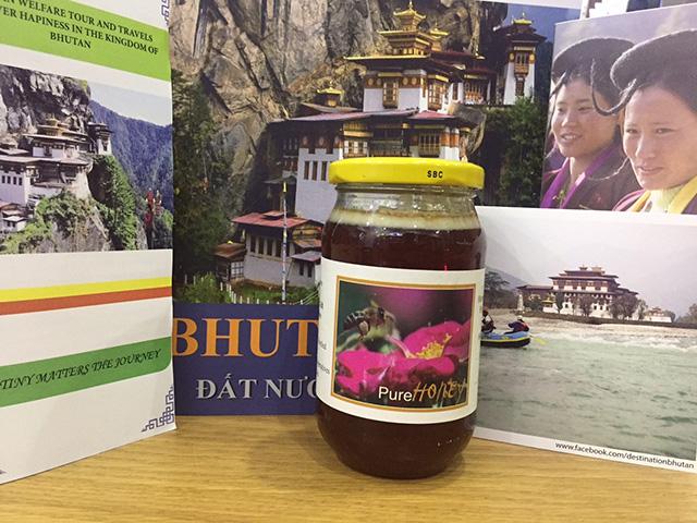 Mật ong rừng Bhutan 3