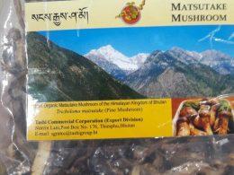 Nấm matsutake khô 3