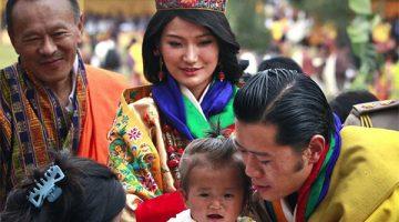 Đất nước hạnh phúc Bhutan