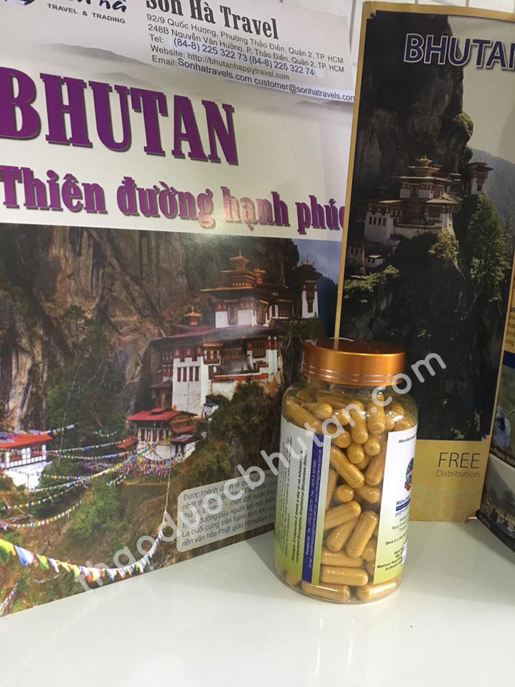 viên nghệ bhutan
